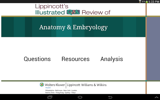 Anatomy Embryology Q&A Review - by gWhiz - Education Category - 82 ...