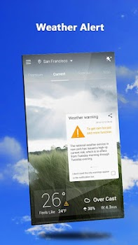 GO Weather - Widget, Theme, Wallpaper, Efficient