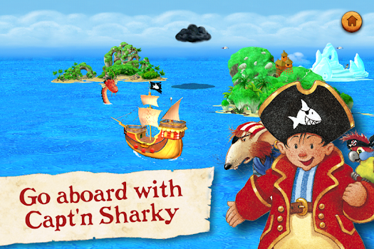 Capt'n Sharky Sea Adventures