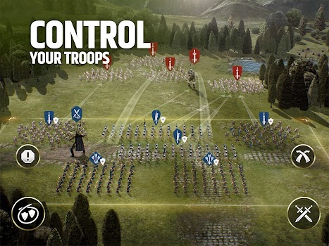 Dawn of Titans - Epic War Strategy Game