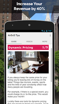 Tips for AirBnB Hosts!