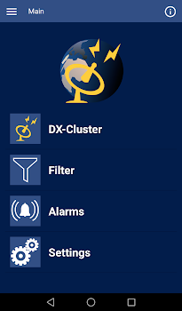 iCluster - The DX-Cluster database