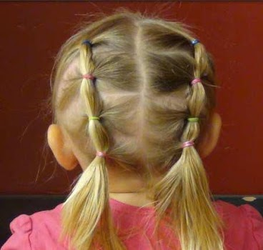 Simple Little Girl Hairstyles - by Daviansapp - Lifestyle Category ...