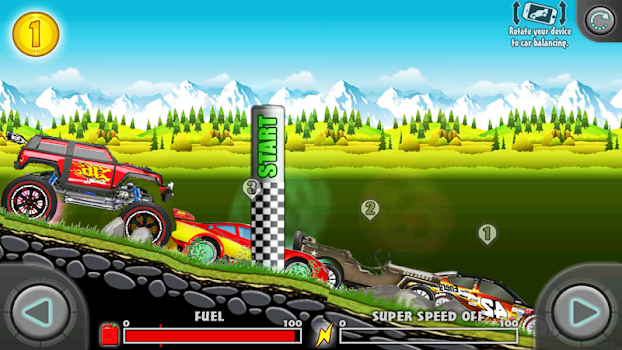 Stunt Track Racing - by Car Builder & Racing Games for Kids - Racing