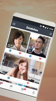 Date in Asia - Dating & Chat For Asian Singles
