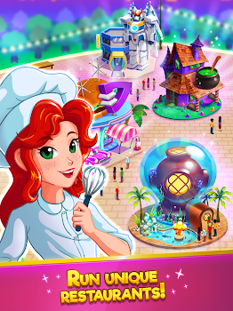 Chef Rescue Cooking Restaurant Management Game By Tapps Games