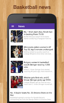 Women's College Basketball Live Scores & Stats