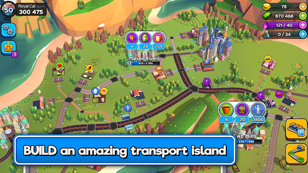 Transit King Tycoon  – Transport Empire Builder