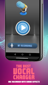 Microphone Voice Changer Editor - by New Visions Studio - Category