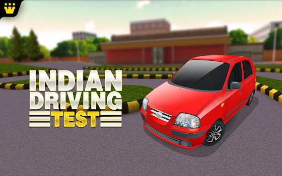 Indian Driving Test