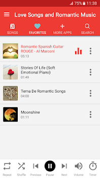 Love Songs and Romantic Music