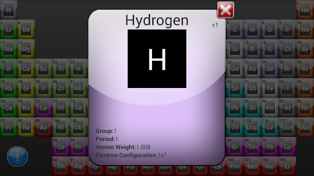 Periodic table by moseratumapps 20 app in periodic table of also best 10 apps for the periodic table of elements urtaz Choice Image