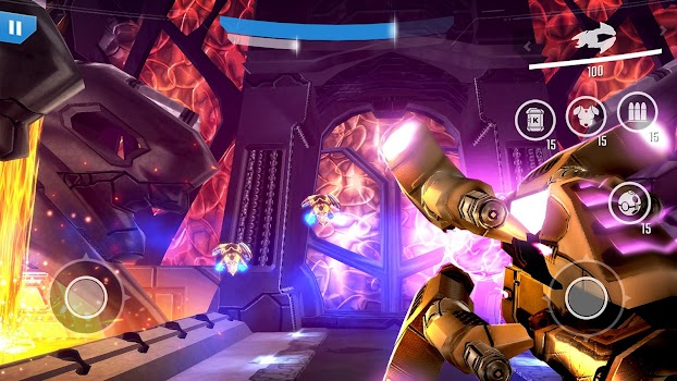 Nova legacy by gameloft 12 app in first person shooter nova legacy nova legacy urtaz Image collections