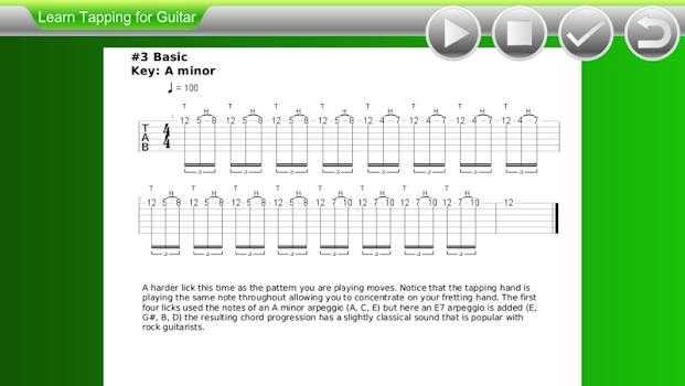 Learn Tapping for Guitar