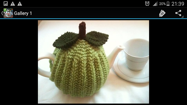 Crochet Pattern Teapot Cosy By Newerica Lifestyle Category 30