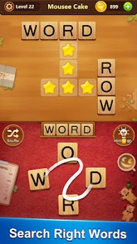 Word Cafe - A Crossword Puzzle