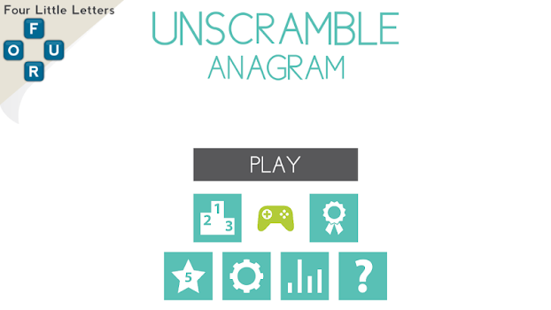 Unscramble Anagram - Twist It!