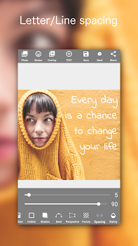 Add Text on Photo: Graphic Design with 800+ Fonts