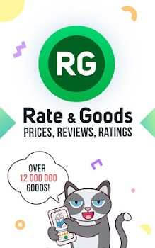 Rate&Goods - product scanner and reviews