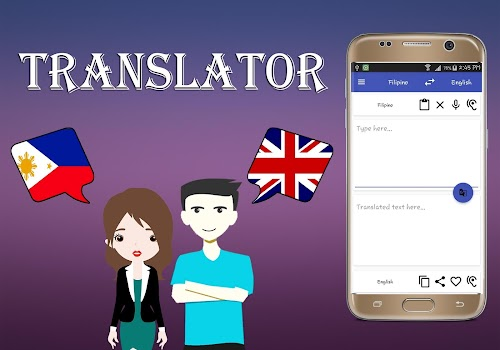 Related Apps: Filipino/Tagalog English Translator - by GreenLife