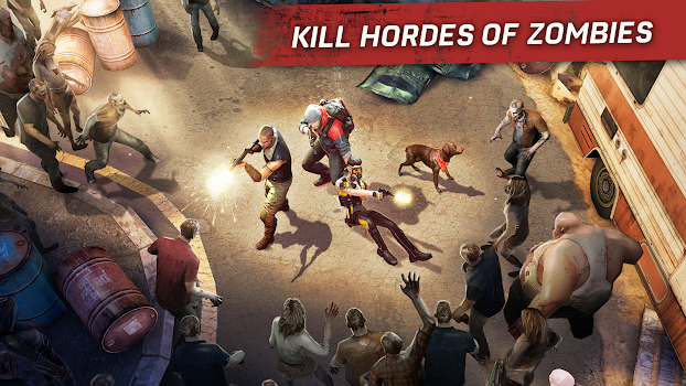 Left to Survive: Zombie Shooter Survival