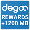 Degoo Lockscreen Cloud Storage Rewards