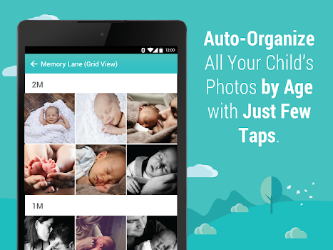 First Smile Baby Photo Scrapbook App By Skyztree