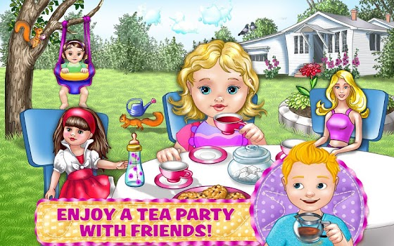 Baby Care & Dress Up Kids Game