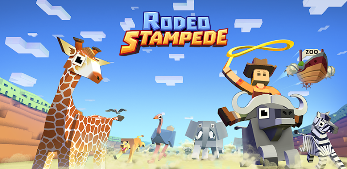 Rodeo Stampede Sky Zoo Safari By Yodo1 Games Casual
