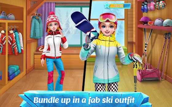 74a03622cf7ee Ski Girl Superstar - Winter Sports   Fashion Game - by Coco Play By ...