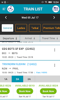 PNR Confirmation & Live Train Running Status - by Quantum4u - Travel