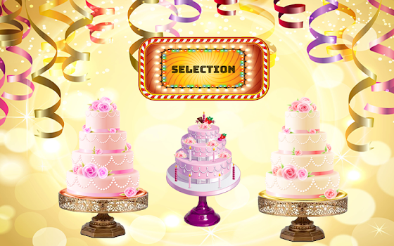 Cake Making Games for birthday by kids gaming zone Arcade Games