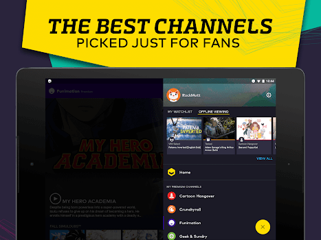 Vrv anime game videos more by ellation inc entertainment vrv anime game videos fandeluxe Choice Image