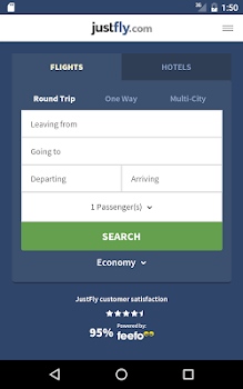 Justfly.com - Book Cheap Flights, Hotels and Cars