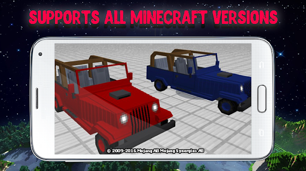 Cars Mods For Minecraft By Nuleomkum Jumtpeolat Entertainment