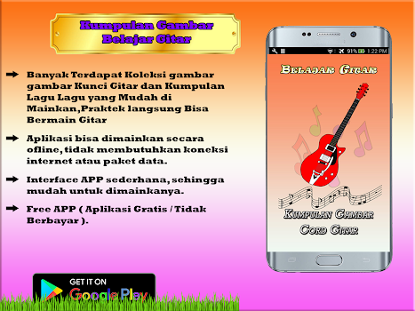 Belajar Kunci Dasar Gitar By Visioner Dev Education Category 4