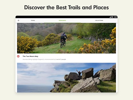 Komoot — Cycling, Hiking & Mountain Biking Maps