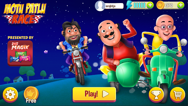 Motu Patlu Game By Nazara Games Adventure Games Category 3