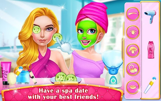 dressup and makeover games