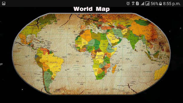 World map 2017 offline free by gamma apps maps navigation world map 2017 offline free gumiabroncs Gallery