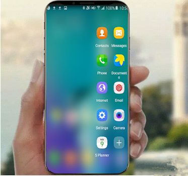 Edge Screen S8 Note8 S9 Note 9