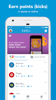 Shopkick: Shopping, Rewards & Deals