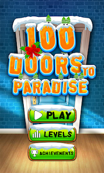 100 Doors to Paradise - Room Escape