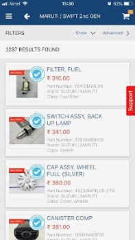 boodmo - Spare Parts for CARS in India