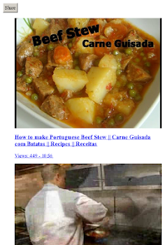 Portuguese food recipes by world recipes apps food drink portuguese food recipes forumfinder Images