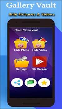 Hide Photo & Videos - Private Pictures Vault