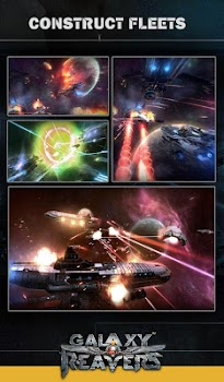 Galaxy Reavers - Starships RTS