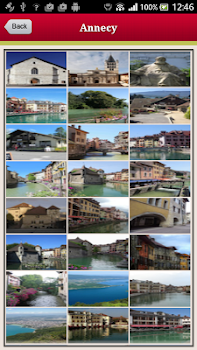 Annecy Offline Map Guide by VoyagerItS Travel Local Category
