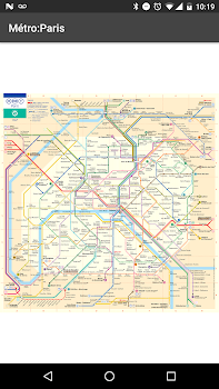 Metro Map Paris Offline By Thryv Inc Maps Navigation