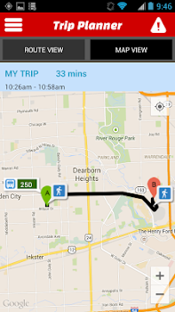 Ride Smart Bus by Smart Bus Maps Navigation Category 284